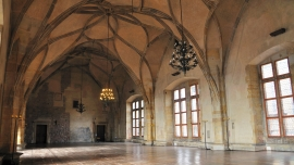 Prague Castle with Interiors