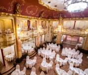 Dinner with Mozart at the Estates Theatre